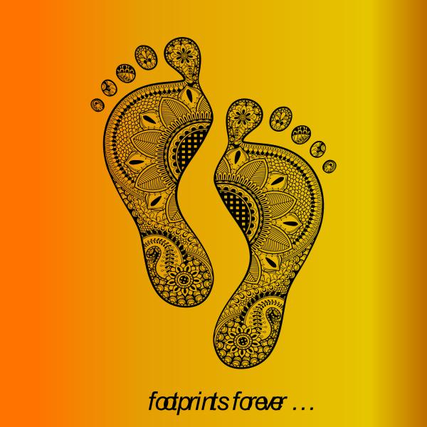 Footprints Forever